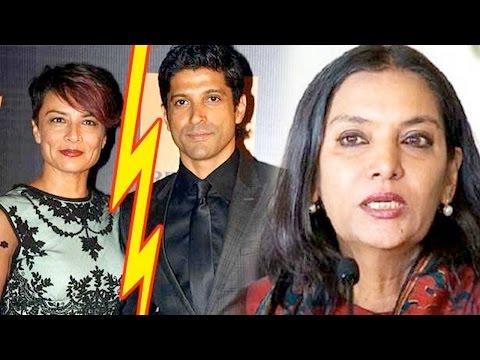 An Angry Shabana Azmi Threatens The Media