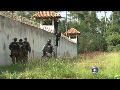 Brasilien: Enthauptungen, insgesamt 57 Tote - die Just ...