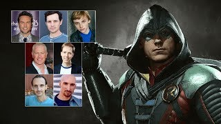 The Voices of Damian Wayne, aka, The 4th Robin (Updated)Which Is Your Favorite Damian Wayne Voice?For More Comparing The Voices - https://www.youtube.com/playlist?list=PLEX-pRIMnN4Dsnye8NVhEzt9d0TaZzeOERemember to Like/Comment/Subscribe
