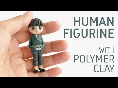 Miniature Human Figurine Process - DrGL Project