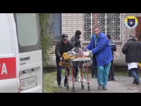В здании суда в Днепропетровской области прогремел взрыв