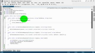 Show Line Numbers for Code Behind in Visual Studio