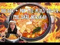 Download Lagu BULDAK + POP MIE PEDAS DOWER = MIE DARI NERAKA!!! Mp3 Free