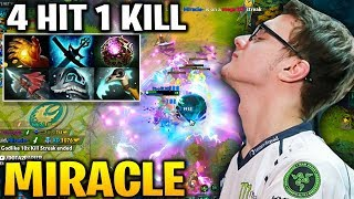 Video MIRACLE OD 4 Hits 1 Kill - But His Team Carrier Is too Bad MP3, 3GP, MP4, WEBM, AVI, FLV Desember 2018
