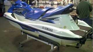 1. LOT 1373A 2004 Yamaha Waverunner XLT 800 Jet Ski
