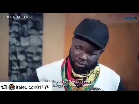 Latest Yoruba movie  ekun meta