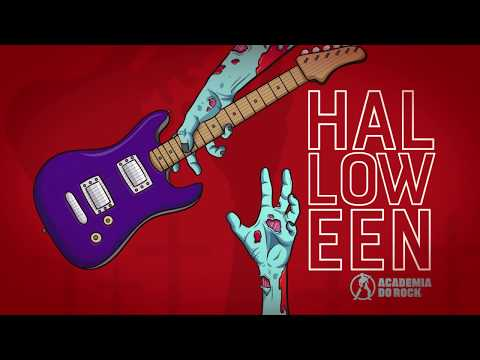 Halloween Academia do Rock 2017