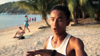 Interview With A Fire Dancer - Koh Tao Thailand