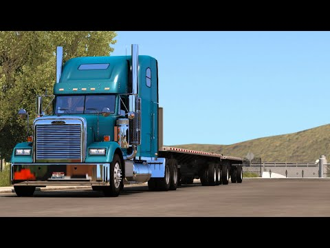 Freightliner Classic XL V2.0+ (BSA Revision) for ATS 1.38