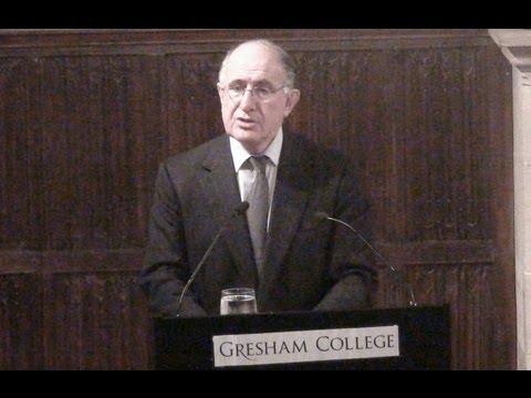 Führung in einer Zeit des Übergangs und der Turbulence: Vortrag Drei - Professor Ken Costa