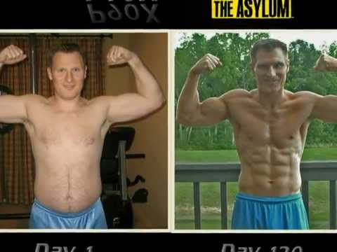 P90X Workout – Insanity Asylum Workout Results | GetRippedNation.com