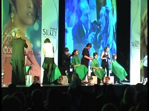 Estilistas revelación en la Expo Silkey 2011