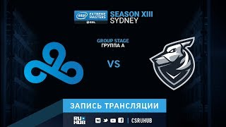Cloud9 vs Grayhound - IEM Sydney XIII - de_mirage [ceh9, Enkanis]