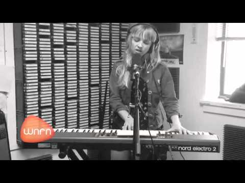 WNRNradio - The Mynabirds perform