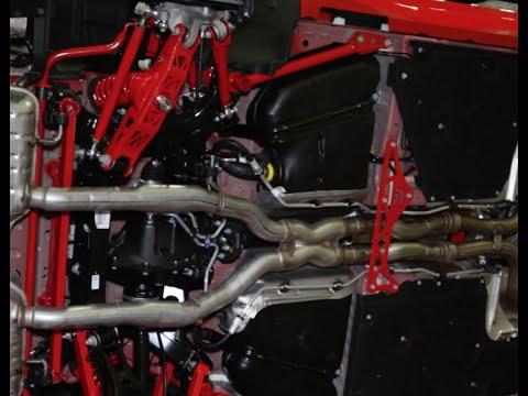 BMR Suspension - 2015 PRI Show - 2016 Camaro