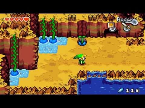 Guía The  Legend of  Zelda The Minish Cap Parte 5 ~ El Monte Gongol