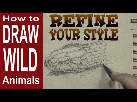 Refine Your Art Style (How to Draw-Advanced)