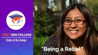 College and Identity: New Videos from First Gen College