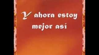 video y letra de Sola (audio) por Edith Marquez