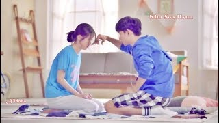 Video Kim Soo Hyun & IU -  Can't Help Falling In Love With You ( The Producers ) 💖 MP3, 3GP, MP4, WEBM, AVI, FLV April 2018