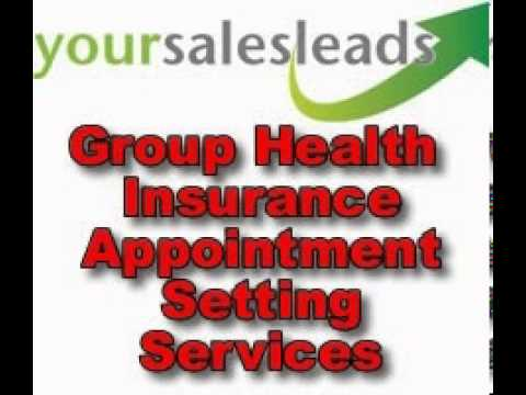 Group Health  Insurance Appointment Setting in Dallas Texas