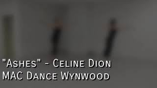 Video Ashes - Celine Dion - Diana Ford Choreography - 2018 MP3, 3GP, MP4, WEBM, AVI, FLV Juli 2018