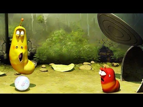 LARVA - SOCCER GAME | Cartoon Movie | Cartoons For Children | Larva Cartoon | LARVA Official - Thời lượng: 33 phút.