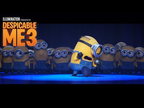 Despicable Me 3 (Trailer 'Minions Sing')