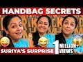 Suriya's Surprise n Jyotika's Handbag Secrets! | Semma Fun Interview | NPA 31