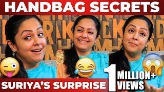Video Suriya's Surprise & Jyotika's Handbag Secrets! | Semma Fun Interview | NPA 33 MP3, 3GP, MP4, WEBM, AVI, FLV Februari 2019