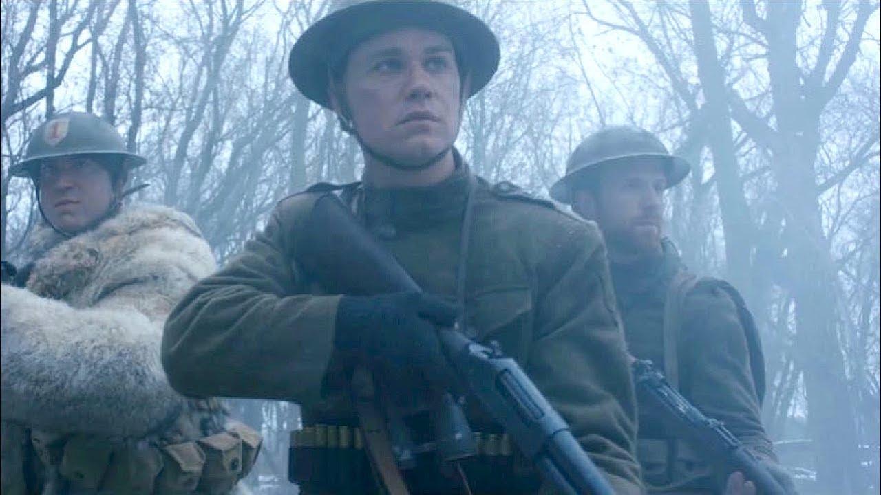 Trench 11 - Trailer - Zombie Biological Horror World War One (TADFF 2017)
