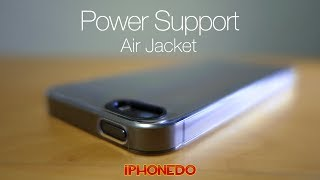 Power Support Air Jacket İncelemesi (%10 indirim) (CC in English)
