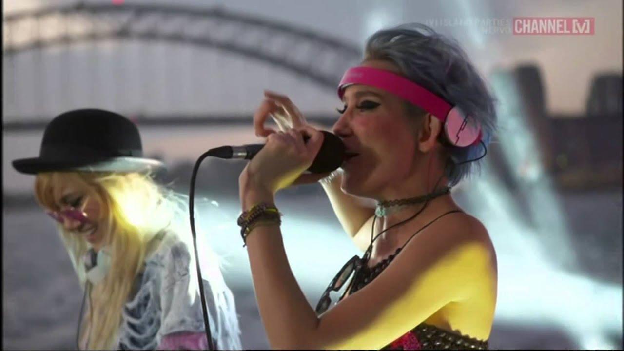 NERVO - Live @ V Island Parties 2016