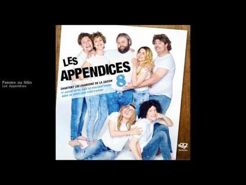 Les Appendices - Femme ou félin [Version officielle]