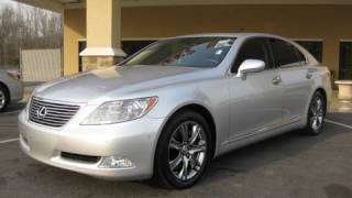 2008 Lexus LS460 Start Up, Engine, And In Depth Tour