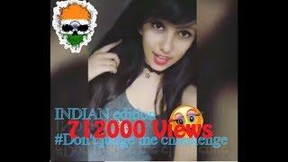 Video Don't judge me challenge India MP3, 3GP, MP4, WEBM, AVI, FLV Desember 2017