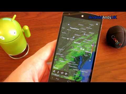 Yahoo Weather – Aplikasi Cuaca Buat Android Kamu (4)