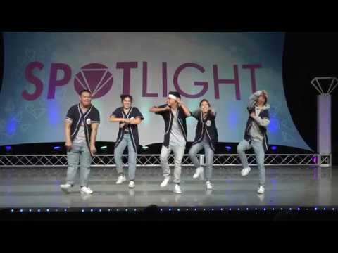 Best Hip-Hop // NO DIGGITY - Westlake School for the Performing Arts [San Jose 2, CA]