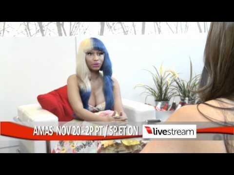 Nicki Minaj Has Something BIG Planned For The AMAs