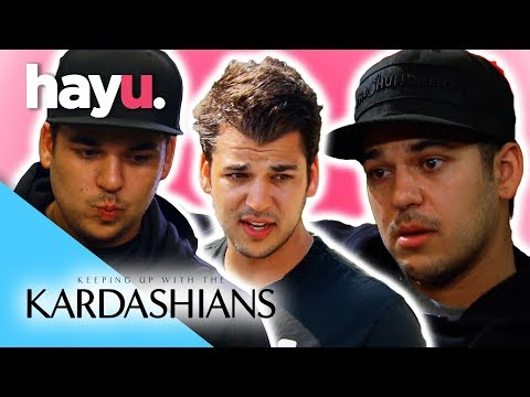 Rob's Journey | Keeping Up With The Kardashians