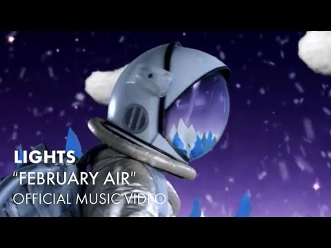 Download LIGHTS - February Air [Official Music Video] HD Mp4 3GP Video and MP3