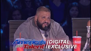 Take a peek into the next round of judge cuts with special guest judge, DJ Khaled! Watch DJ Khaled on AGT this Tuesday 8/7c on NBC! » Get The America's Got ...