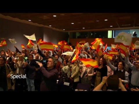 Spanien: Rechtspartei »Vox« will ins spanische Parlam ...