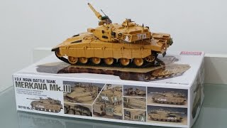Демонстрирую вам готовую, собранную модель танка. Ссылка на продавца: http://ali.pub/x8fg3.