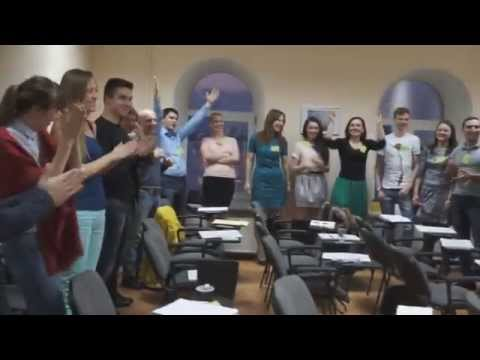 Российский клуб управленцев «Золотой Запас» 2014–2015— лучшие моменты учебного года