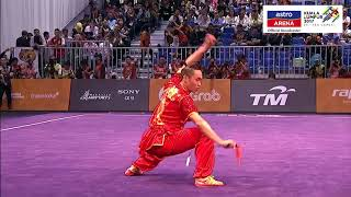 20 Ogos: Wushu - Jianshu Aksi pingat emas Wai Kin Yeap dalam acara Wushu kategori Jianshu. SUBSCRIBE YouTube Astro...