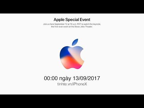 Trực tiếp lễ ra mắt iPhone X - Thời lượng: 2:27:34.