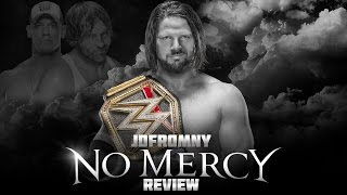 Nonton Wwe No Mercy 2016 10 9 16 Review   Results Film Subtitle Indonesia Streaming Movie Download