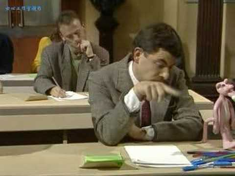 Mr. Bean—The Exam