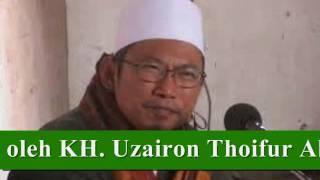 BAYAN MAULID NABI OLEH. KH. UZAIRON THOIFUR ABDILLAH TAHUN 2011